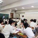 人間教育に重点を置いた上で技術や能力を高めることを実践 第 526号