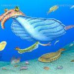 世界中のあらゆる場所で.一気に動物の多様化や大型化が進んだ時!  第 733 号