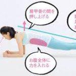 姿勢を正すためには.体幹の筋肉を鍛えることが重要です  第 790 号
